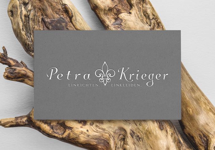 Petra Krieger – Einrichten. Einkleiden.